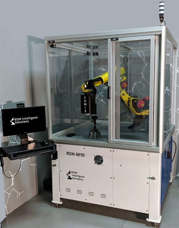 3D Industrial Metrology Systems - RSH-M10