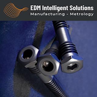 EDM Manufacturing of Medical Screws
