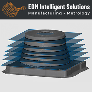 3D Metrology Services – Ultra Precision Molded Part Measurement