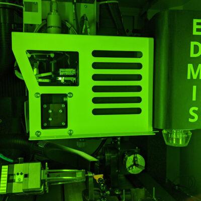 EDM-EDMIS-LaserMchnRunning-