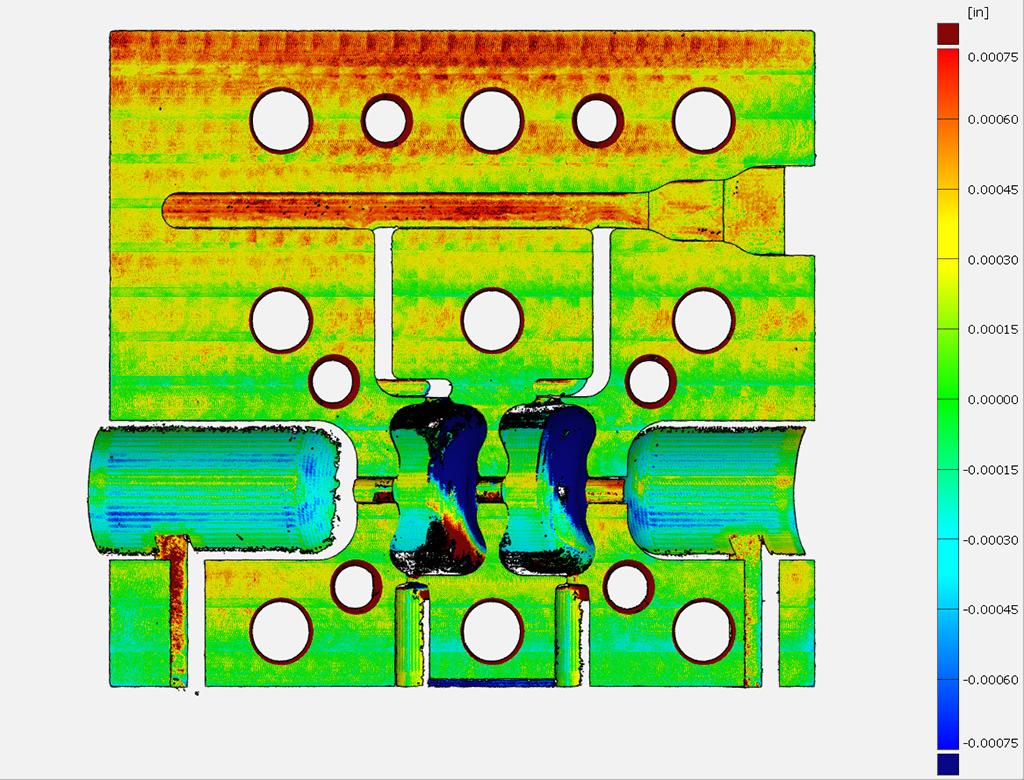 Accelerator Structure Component Measurement