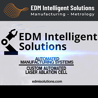 Automated Manufacturing Systems - Custom Automated Laser Ablation Cell