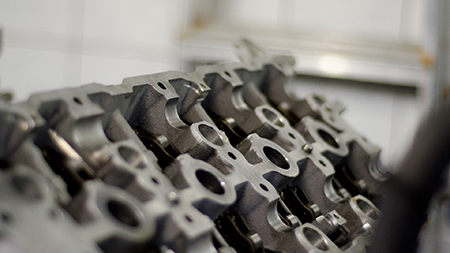 Automotive Components - EDM Department