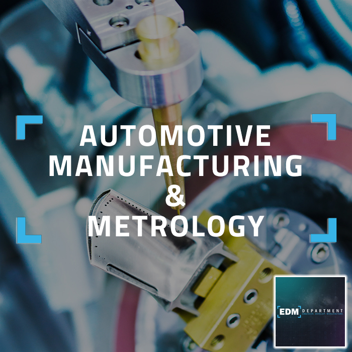 Automotive Manufacturing and Metrology