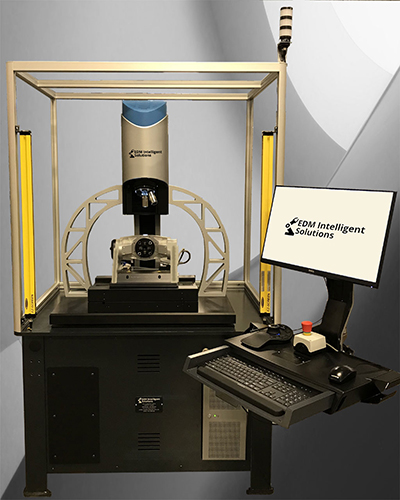 Automated Metrology Systems - EDM Department