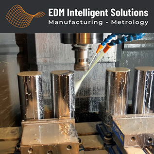 EDM Work Holding Fixture for Contract Manufacturing