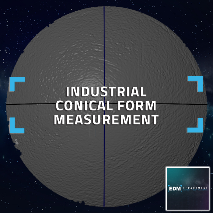 Industrial Conical Form Measurement