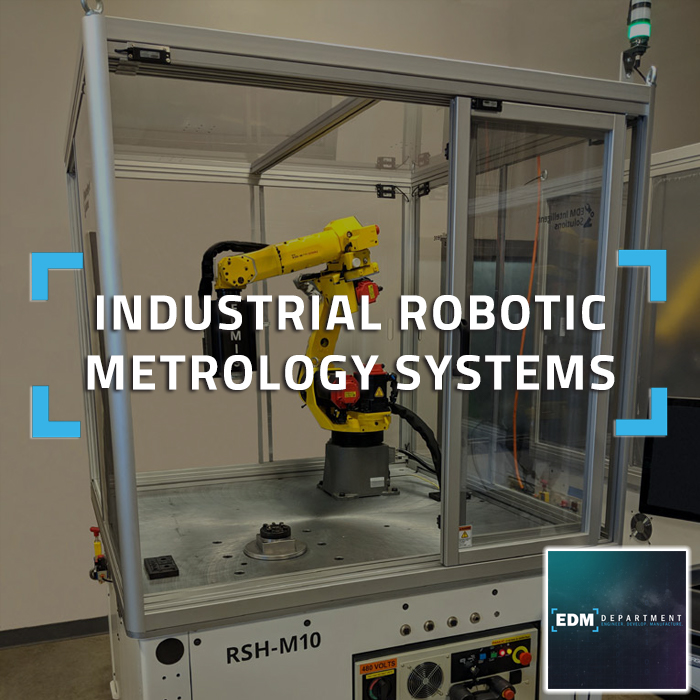 Industrial Robotic Metrology Systems