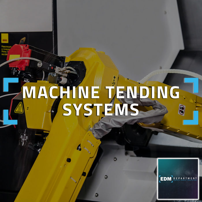 Machine Tending Systems