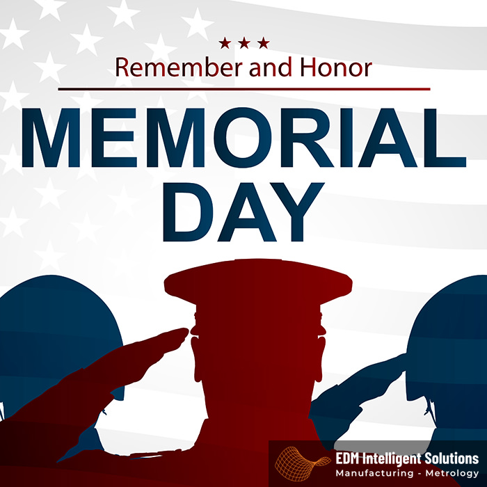We Salute our Fallen and Give Thanks on this Memorial Day