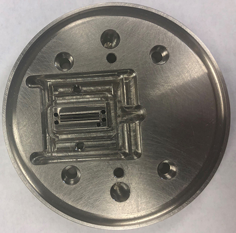 Micro Machined Component Manufacturing