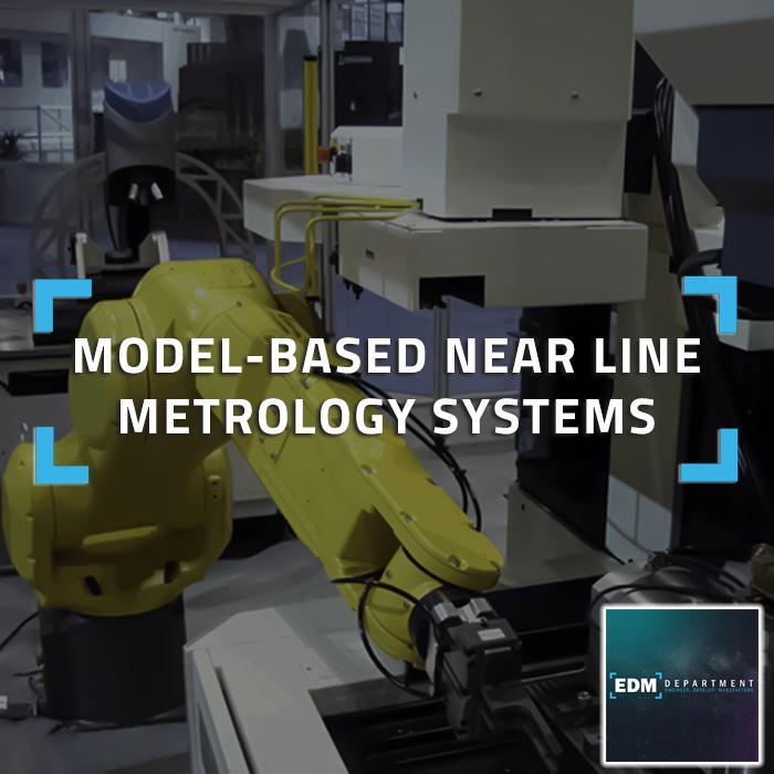 Model-Based Near Line Metrology Systems