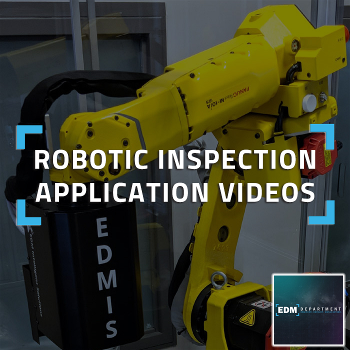 Robotic Inspection Application Videos