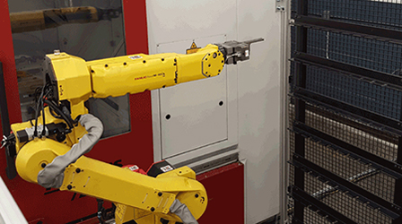 Robotic Machine Tending Systems Company
