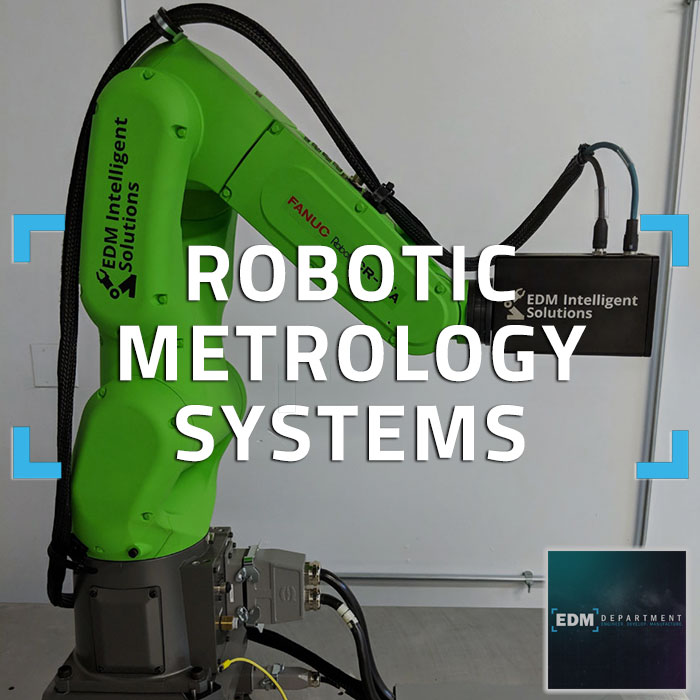 Robotic Metrology Systems by EDM Intelligent Solutions