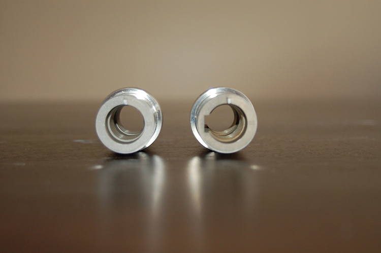 Ultra Precision Ballscrew Components for Aerospace and Space Applications Manufacturing