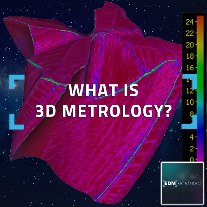 What is 3D Metrology?